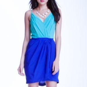 Yumi kim Jayne silk tulip dress